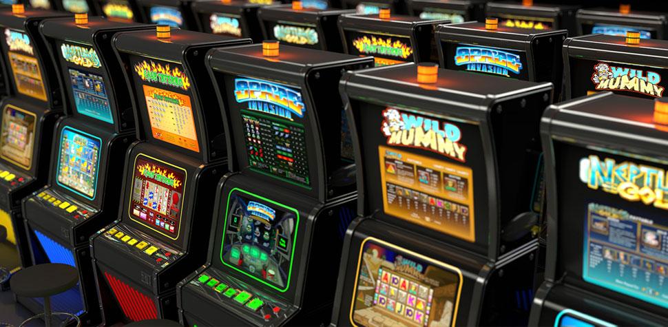 Игровые автоматы играть бесблатно